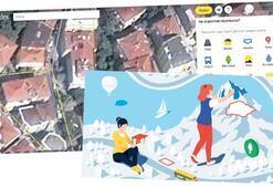 Yandex'ten mahalle için yeni harita servisi