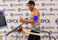 Medipol Başakşehirde sağlık kontrolleri başladı