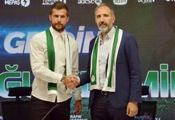 Atiker Konyaspor, Uğur Demirok ile resmi sözleşme imzaladı