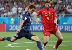 Belçika - Japonya: 3-2