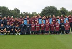 Trabzonspor'un Slovenya kampı başladı
