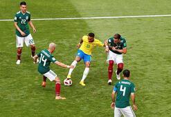 Brezilya - Meksika: 2-0