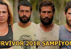 Survivorda kim kazandı Survivor 2018 şampiyonu kim