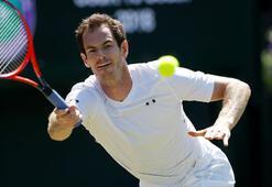 Murray, Wimbledondan çekildi