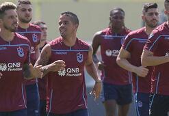 Trabzonsporda Bero kamp kadrosuna alınmadı