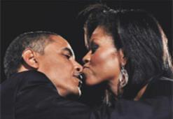 Obama'nın tarihi zaferi