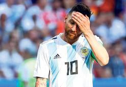 Lionel Messi yine kaybetti