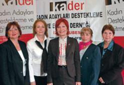 Kadın siyasetçilere eğitim verilecek