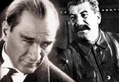 Atadan Staline sert cevap