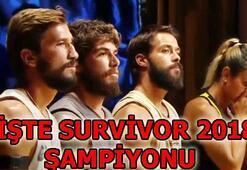 Survivor 2018 şampiyonu kim oldu İşte Surivor finalinde yaşananlar