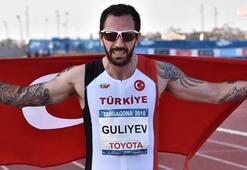 Ramil Guliyev 35 yıllık rekoru kırdı, altın madalya kazandı