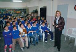 Belediyeden çocuklara çevre dersi