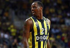 Nunnally Fenerbahçeye veda ediyor
