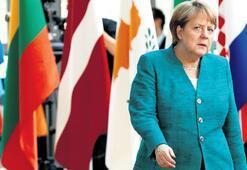 Almanya Şansölyesi Angela Merkel: Türkiye'nin hakkını vermeliyiz