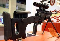 Asker ve polise yerli keskin nişancı tüfeği
