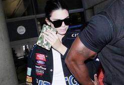 Kendall Jenner reklam yaptı