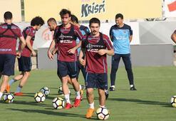 Trabzonsporda topla çalışmalar başladı
