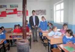 Gurbetçiler sayesinde Muşun iki köyü okula kavuştu