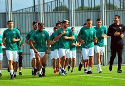 Bursaspor sezonu açtı