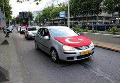 Son dakika: Hollandada skandal karar Türklere yasakladılar...
