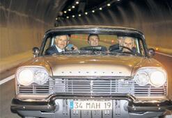 Tünellerden 15 günde 600 bin araç geçiş yaptı