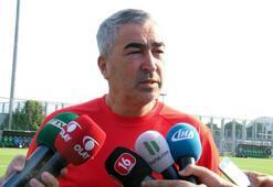 Samet Aybaba: En fazla 5 oyuncu alacağız
