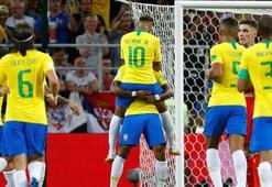 Sırbistan - Brezilya: 0-2