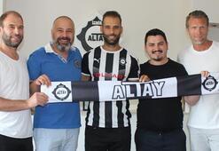 Altay, Portekizli golcü oyuncu Marco Paixao ile sözleşme imzaladı