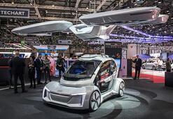 Audi model uçan taksiler geliyor