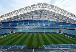 Rusya-Türkiye maçı Soçide oynanacak