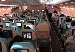 THYye uçak içi eğlence sistemi uygulaması