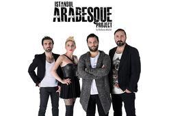 Istanbul Arabesque Project 30 Haziranda Taksimde