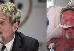 John McAfeeye suikast girişiminden bulundular