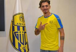 Alper Önal Ankaragücü'ne transfer oldu