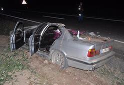Yozgatta korkunç kaza: 3 kişi öldü, 3 kişi yaralandı