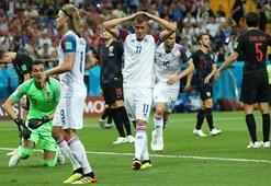 İzlanda - Hırvatistan: 1-2