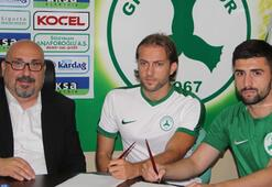 Giresunsporda 6 oyuncuyla sözleşme imzalandı