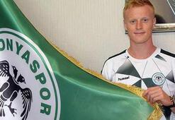 Konyasporda Jonssonın sözleşmesi yenilendi