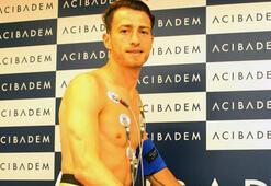 Sivassporda Hakan Arslan sağlık kontrolünden geçti