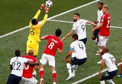 Danimarka - Fransa: 0-0
