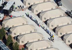 ABD göçmen çocukları askeri üslerde tutacak