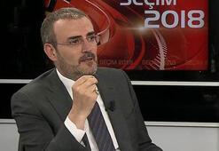 Son dakika: AK Partiden Muharrem İncenin açıklamalarına ilk yorum