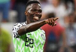 Nijerya Milli Takımı oyuncusu Omeruo: Messiyi durdurmaya çalışacağız