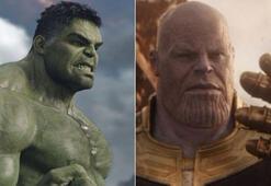 Avengers Infinity Warda Hulk ve Thanosun dövüş sahneleri nasıl çekildi