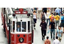 Beyoğlunda Ramazan Şenliği