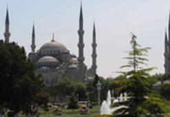 Sultanahmet'te Ramazan Neşesi