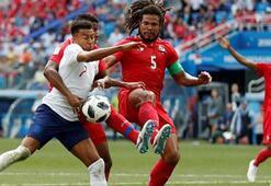 İngiltere - Panama: 6-1