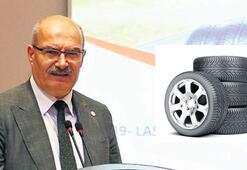 Türkiye 35 milyon lastik ihraç ediyor