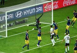 Almanya - İsveç: 2-1