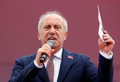 Son dakika... Muharrem İnce İstanbul mitinginde konuştu: 2 bin 200 lira olacak